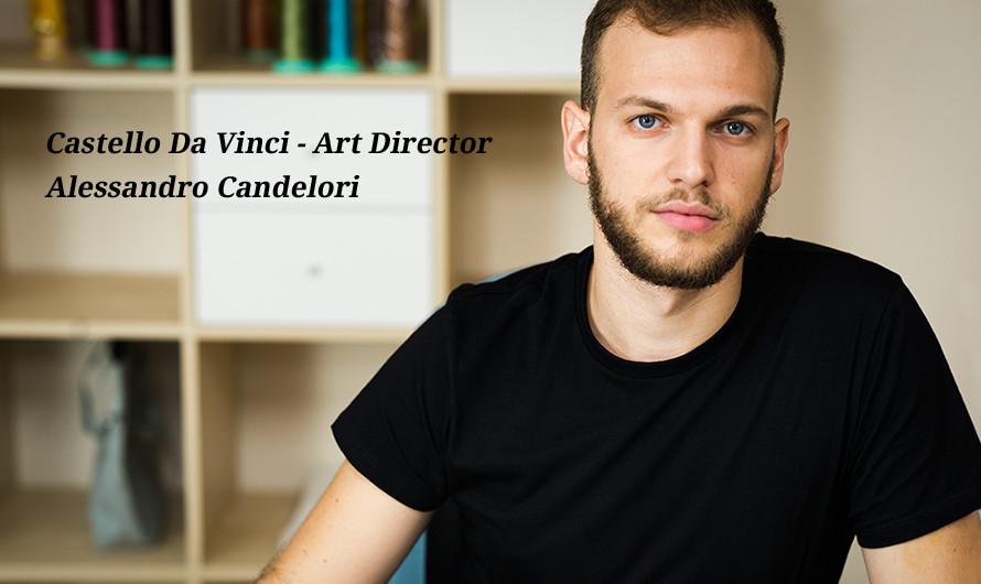 Castello Da Vinci / Art Director - Alessandro Candelori